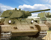 T-34/76 (early production)