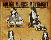 Mujer Música Movement