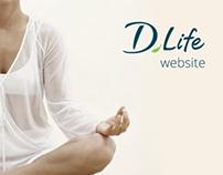 D-Life Web Site