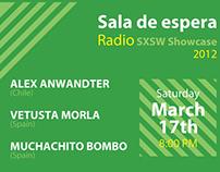 Sala De Espera SXSW 2012 Showcase