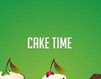 Cake Time - Icon Set