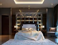 Master Bedroom PIK Jakarta | Interior