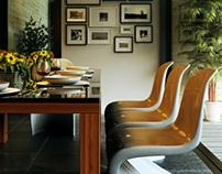Bergman Werntoft Dining n Pantry | Interior
