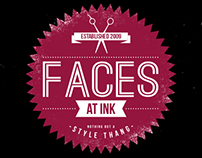 FACES-AT-INK Corporate Design