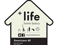 Label for Garden Life