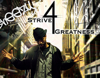 Album Cover: Strive for Greatness