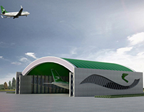 Uçak Hangarı