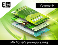 Mix Posters (Norwegian & Urdu)