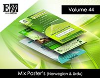 Mix Posters (Norwegian & Urdu)