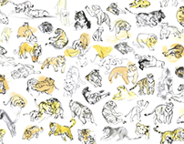 Tiger Doodles