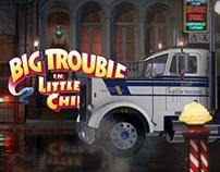 Big Trouble in Little China - DVD Menu