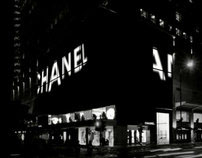 Chanel, Hong Kong, Large-scale Exterior Media Display