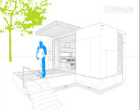 MinUN. Compact Dwelling Unit