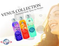 Video Presentation for Unipack Perfumes Dubai, UAE