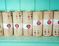 Soma Organics  - SuperBite Packaging design