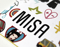 Misa, Design Magazine