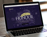 Web site Sam Mustafa - Honor Games