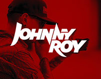 Johnny Roy - Logo