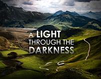 A light through the darkness