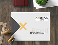 Brand Guidelines: axelrod ideas