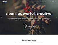 Melinda - Professional Business WP Theme
