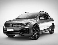 Volkswagen Saveiro Cross 2023