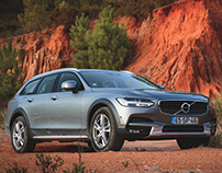 Volvo V90 Cross Country - Motor O2