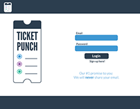 TicketPunch: UX and Developer Collaboration
