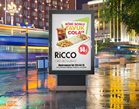 Ricco Restaurant CLP • Raket