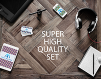 SUPER HIGH QUALITY IPAD & IPHONE SET