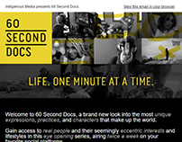 60 Second Docs HTML email