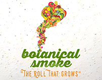 Botanical Smoke Branding