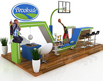 Brookside Dairy Sports Stand