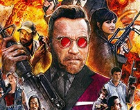 Killing Gunther Key Art