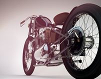 Falcon Motorcycle