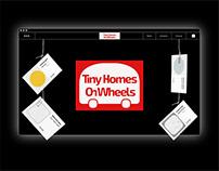 Tiny homes on wheels   UX