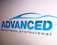 Propuesta de logotipo Advanced
