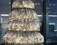 Christmas Tree for Double Tree by Hilton hotel