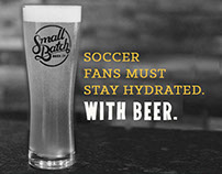 Small Batch Brewery World Cup 2014 Party Social Posts