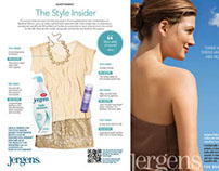 Jergens Style Ad