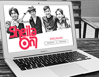 Sheila on 7 Website