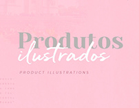 Bonjour — product illustrations