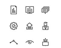 Kraftwurx Web Icons
