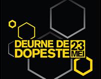 Vormgeving festival Deurne De Dopeste 2010