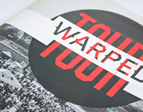 Warped Tour - Press Material - Graphic Production