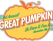 2017 Pumpkin Run Shirt Design