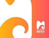 Orla Cultural MUSEUS | BRAND