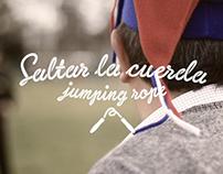 Saltar la cuerda // Jumping rope