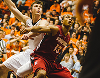 OSU Basketball Vs Stanford