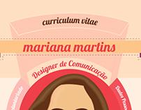 Infografia Curriculum Vitae